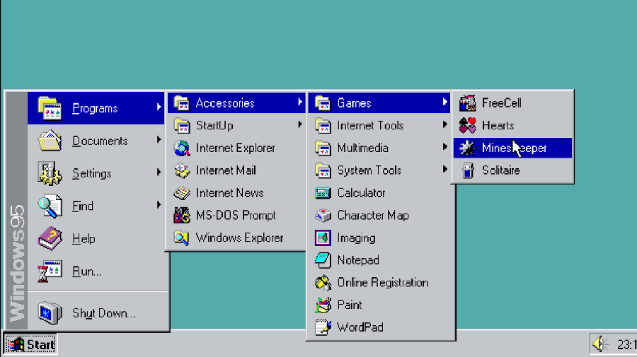Windows 95 to Windows 10: 20 years of Windows in pictures | T3