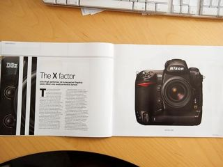 The Nikon D3x, announced courtesy of Nikon Pro magazine