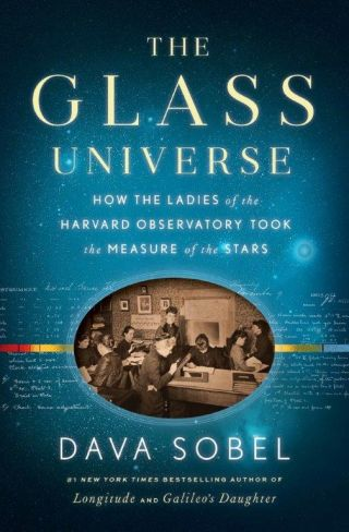 """The Glass Universe"" book cover"
