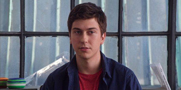 Nat Wolff in The Intern