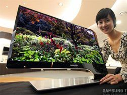 Samsung s new 3D TV design