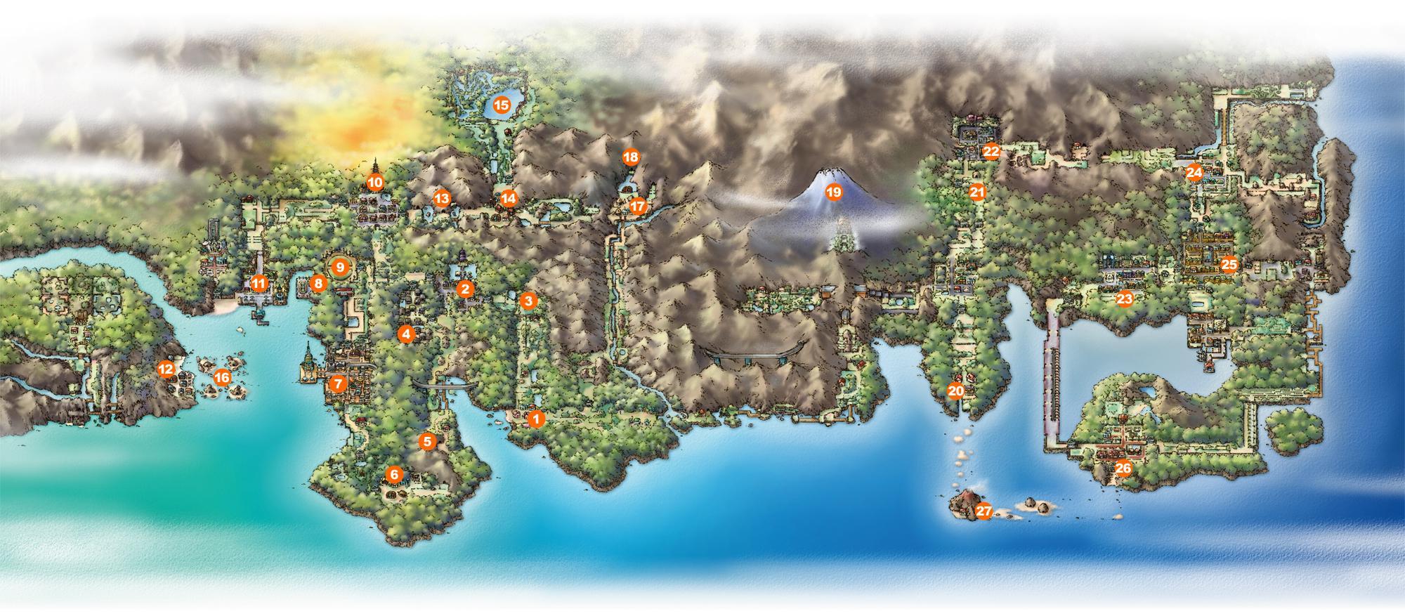 Pokemon Heartgold Soulsilver Review Gamesradar