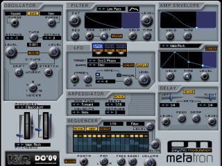 Psychic Modulation s Metatron is just one of the plug ins in contention