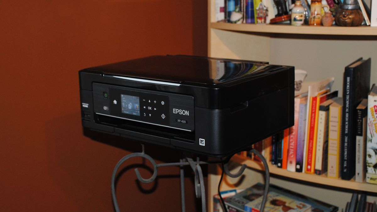 Epson XP-420 All-in-One review | TechRadar