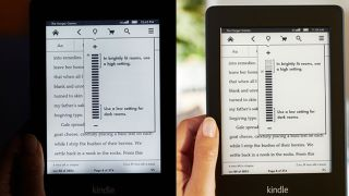 Amazon discloses Kindle Paperwhite limitations