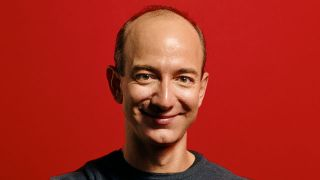 Bezos goes after enterprise storage