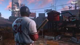 David Ortiz in Fallout 4