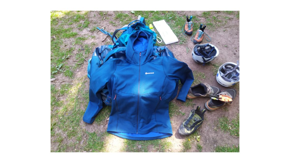 Montane Isotope Hoodie review: an ultralight fleece that ticks all the boxes for more technical and fast-paced outdoor pursuits