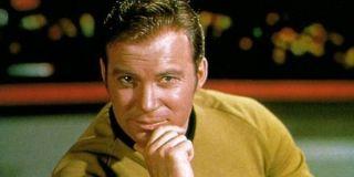 Captain Kirk Star Trek William Shatner