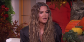 Ellen DeGeneres Pitched A KUWTK Spinoff To Khloe Kardashian, And The Video Is All The Nightmares