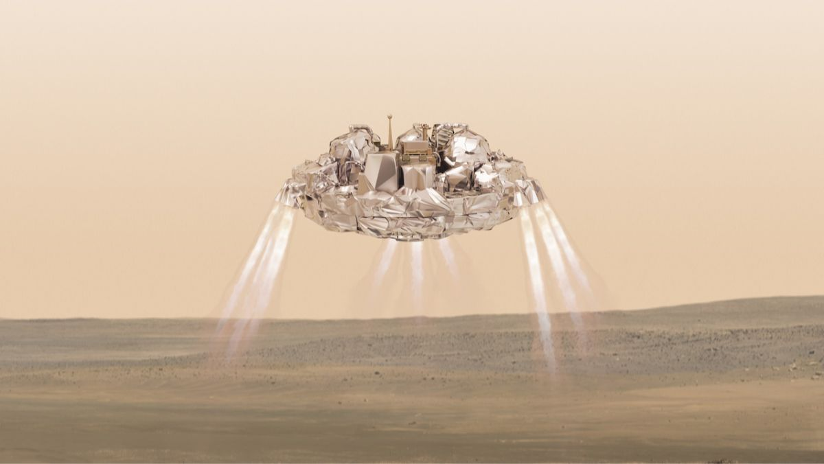 High Stakes: Europe Aims for 1st Successful Mars Landing ...