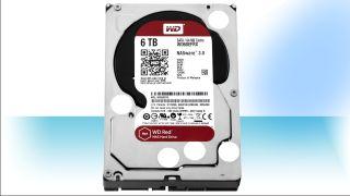 WD 6TB HDD