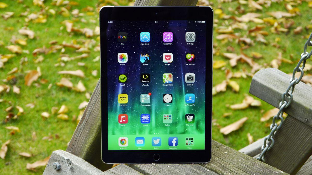 iPad Air 2 review | TechRadar
