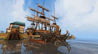 Runescape Boat