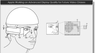 Apple patents google glasses