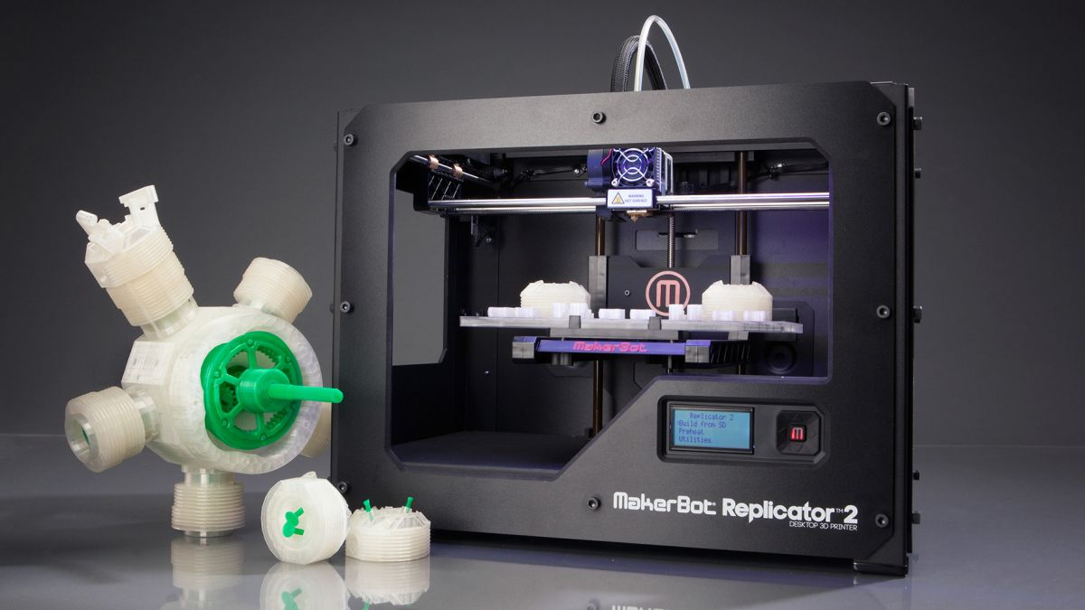 The 3D printing boom is creating jobs