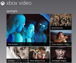 Xbox Video lets you search by plot and mood