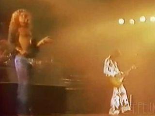 Zep perform Achilles Last Stand in LA 1977