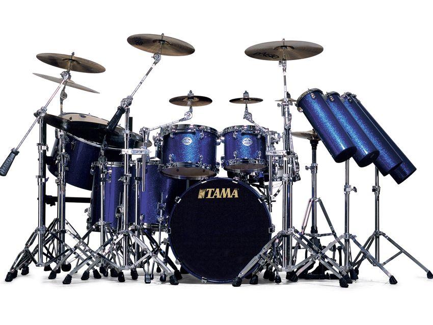 tama stewart copeland signature drum kit musicradar. Black Bedroom Furniture Sets. Home Design Ideas