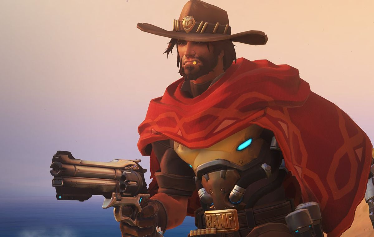 Overwatch Gameplay Video Puts Mccree In The Spotlight Pc