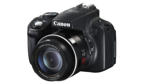 Canon PowerShot SX50 HS review