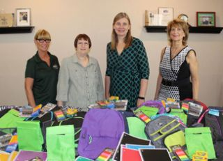 FSR Continues Support For United Way's 'Backpacks 4 Kids' Program