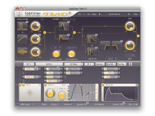 FabFilter Twin 2 you only have to see the bits you re using