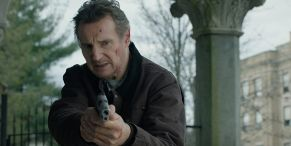 Could Liam Neeson Take Down The Suicide Squad? Jai Courtney Has Thoughts