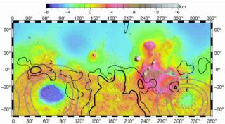 The Magnetic Personality of Ancient Mars