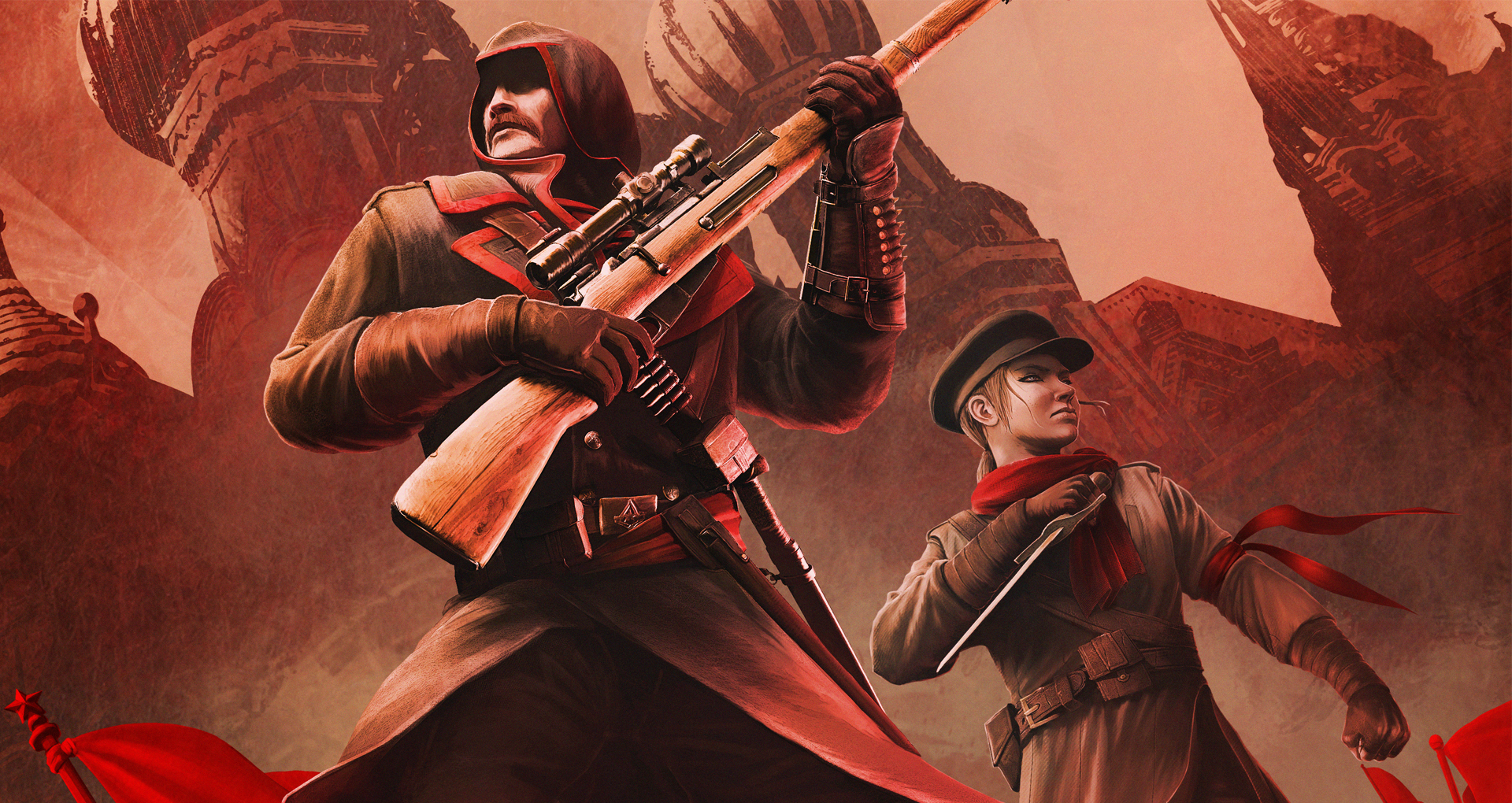 Assassin S Creed Chronicles Russia Review Gamesradar