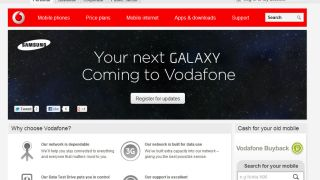 Vodafone confirms it will stock the next Samsung Galaxy device