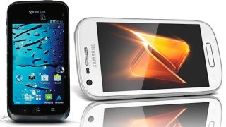 Kyocera Hydro Edge & Samsung Galaxy Prevail II