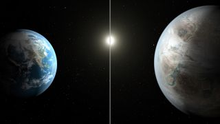 Kepler-452b NASA Earth-like planet