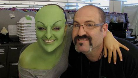 Watch Mila Kunis' Wicked Witch transformation in Oz The ...
