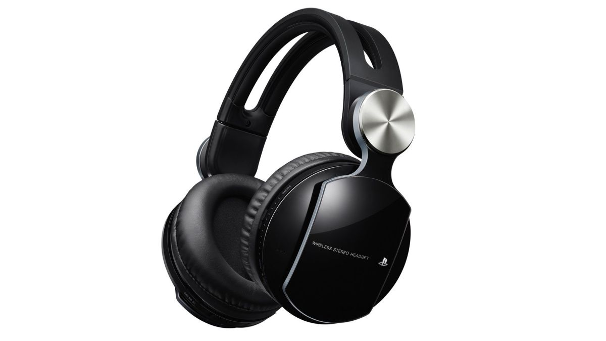 sony pulse wireless headset elite edition techradar. Black Bedroom Furniture Sets. Home Design Ideas
