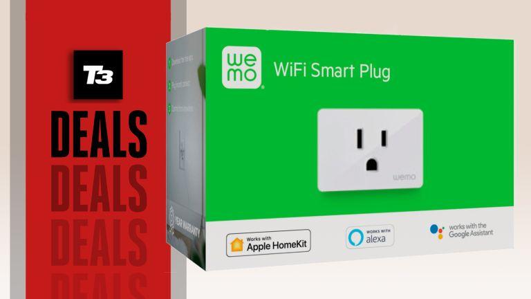 cheap smart plug on sale wemo