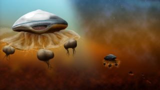 One More Thing: Aliens look like jellyfish now