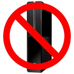 Microsoft advises against standing Xbox One vertically