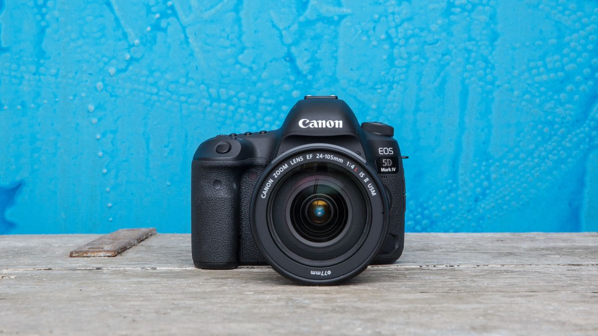 Canon EOS 5D Mark IV review