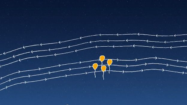 Balloon-powered internet for remote areas? Meet Google's Project Loon
