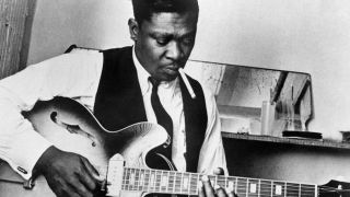 BB King, July 1969