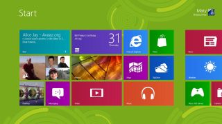 Drag and drop Windows 8 app creation