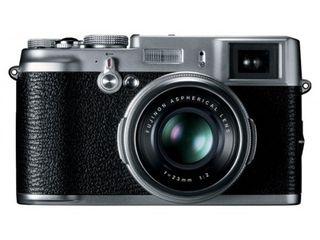 Fujifilm has the X100 factor