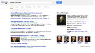 Google fiddles with search layout again is starting to try our muscle memory