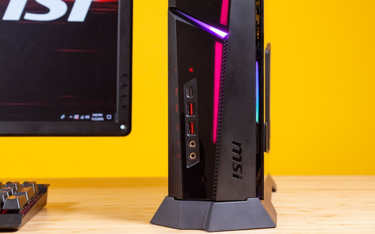 MSI Trident X Review - Full Review and Benchmarks | Tom's Guide