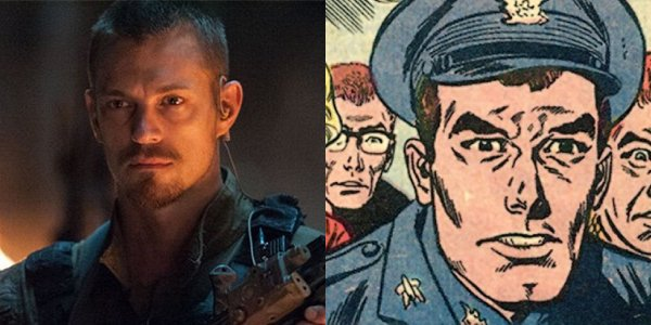 Rick Flag's name is a connection point between the original Suicide Squad to its modern incarnation