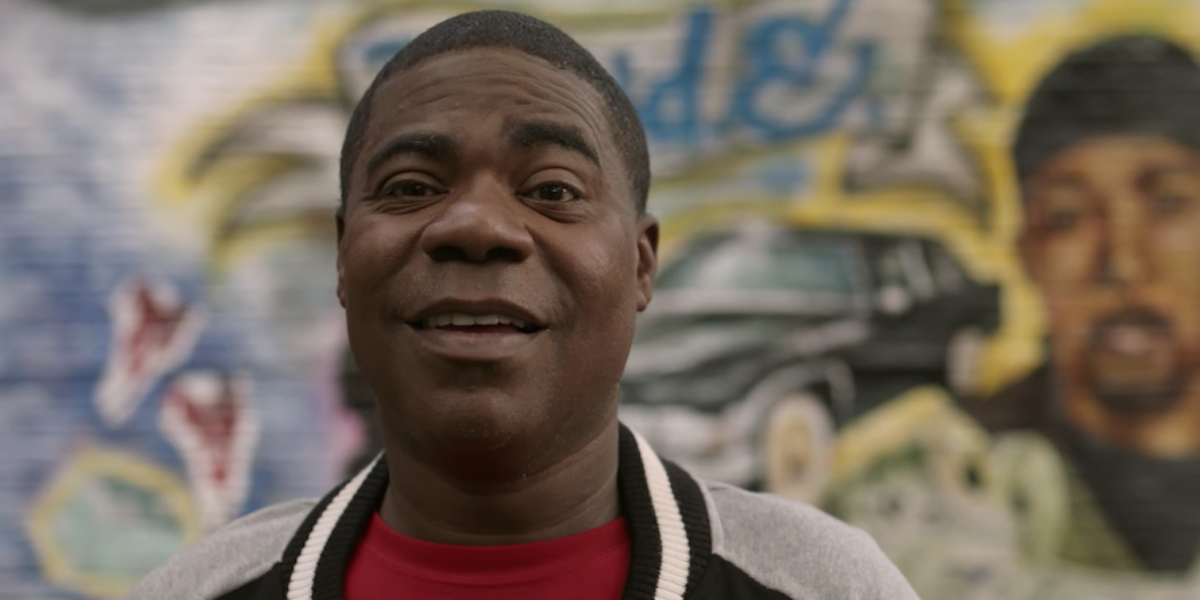 Tracy Morgan in The Last OG