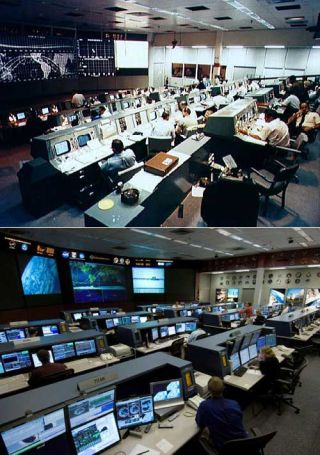 Apollo-Era Mission Control Room Revived For Space Station