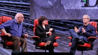 Apple CEO Tim Cook and Google's Larry Page in secret patent talks?