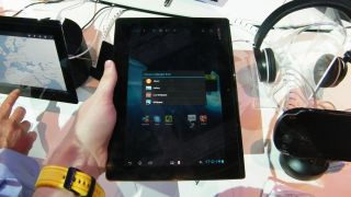 Sony Xperia Tablet S sales suspended over water damage fears